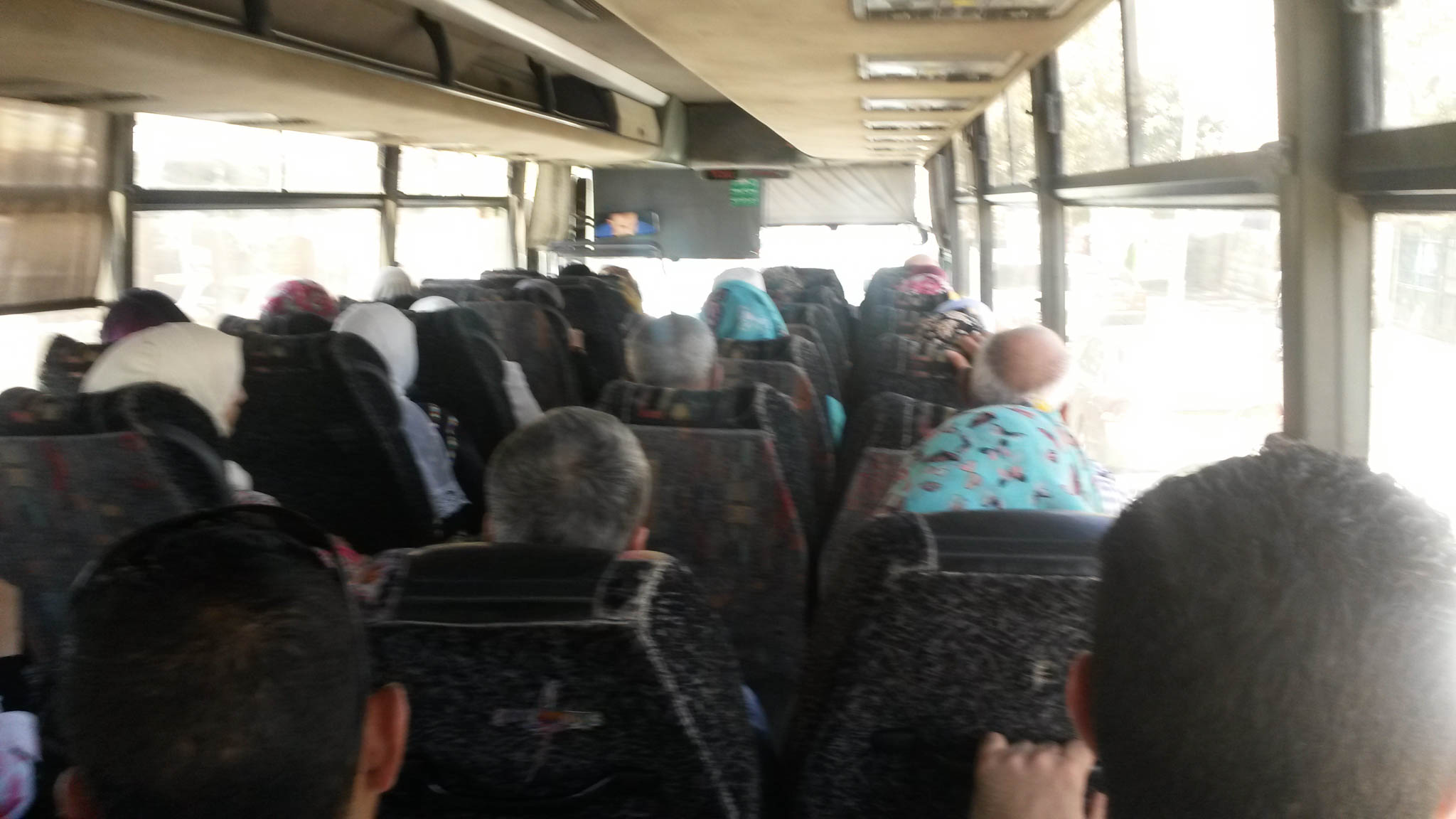 Bus Number 219 to Ramallah