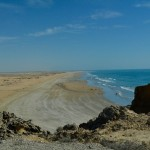Untouched beaches in Hingol National Park
