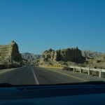 The road to Gwadar