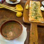 Harira soup starter